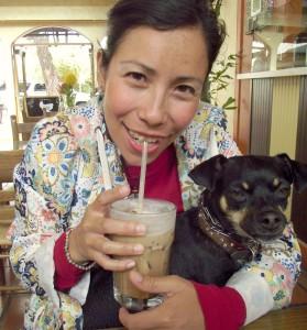 My Dog Monchichi and Me