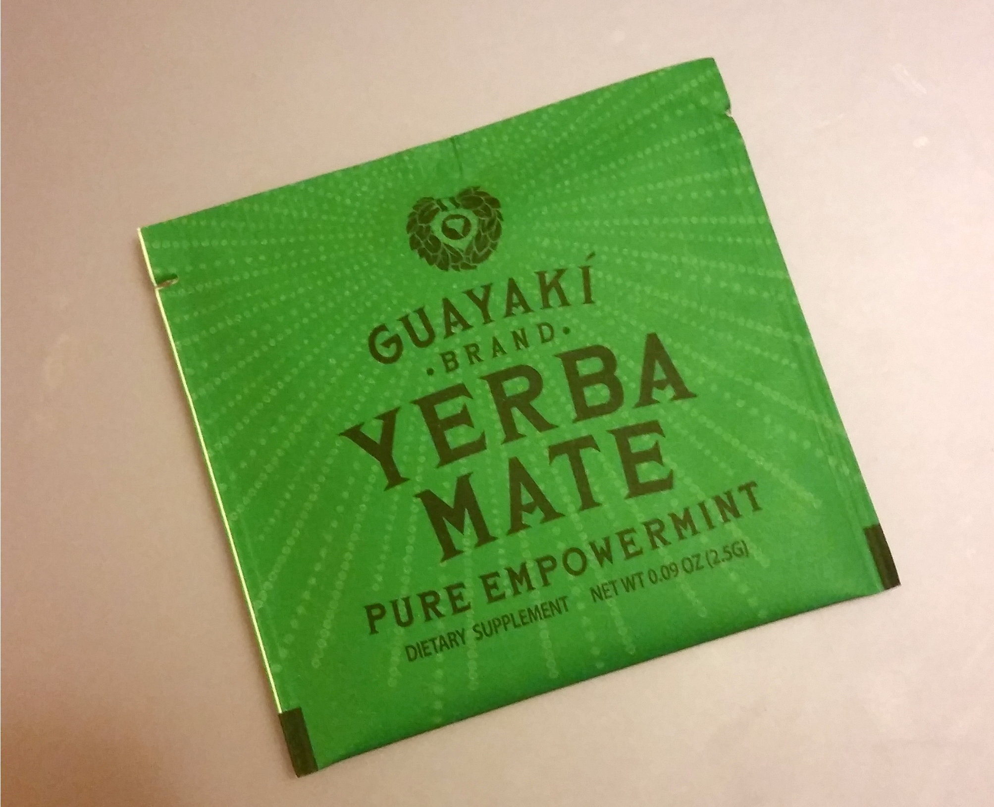 Image of Empowermint Tea Bag from Yerba Mate