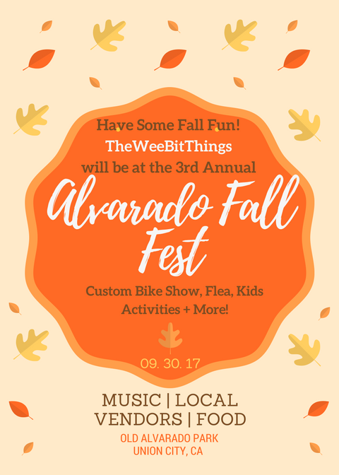 Union City, Ca Alvarado Fall Fest