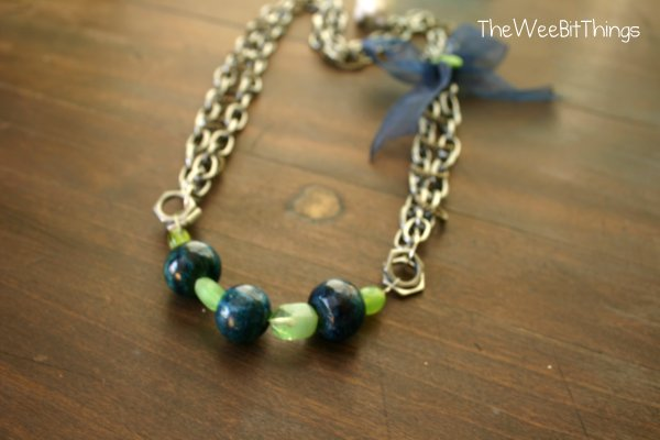 Bauble Chain Necklace