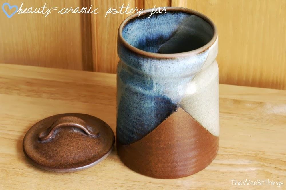 Image of Ceramic Pottery Jar