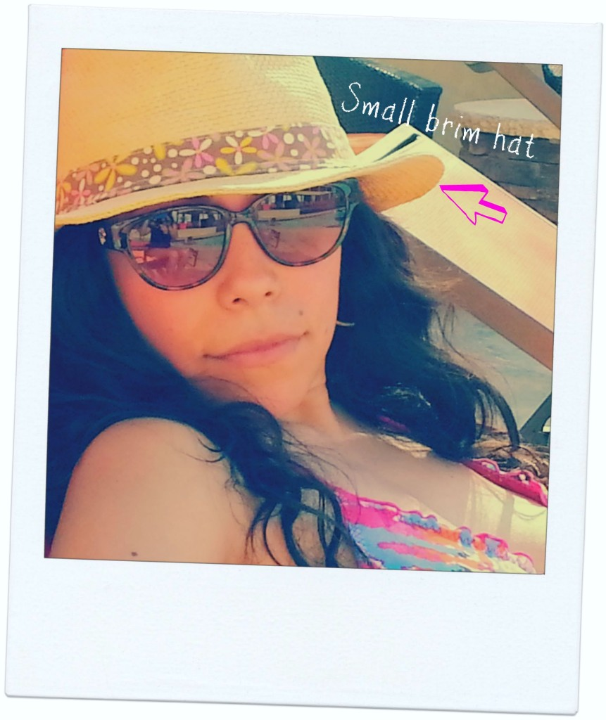 summer straw hat by dakine