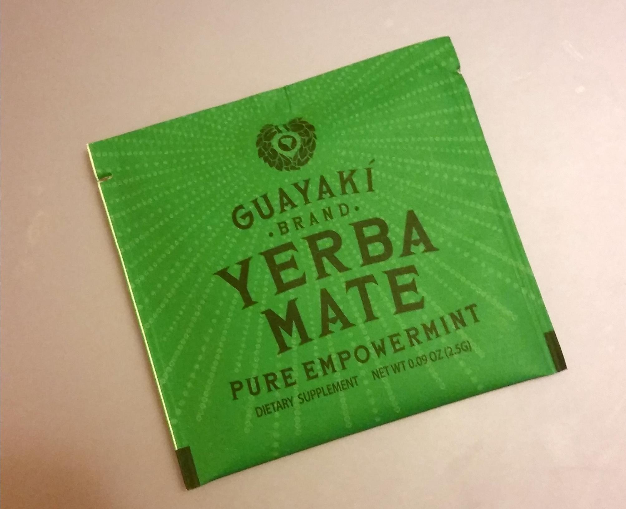 Image of Empowermint Tea Bag from Yerba Mate