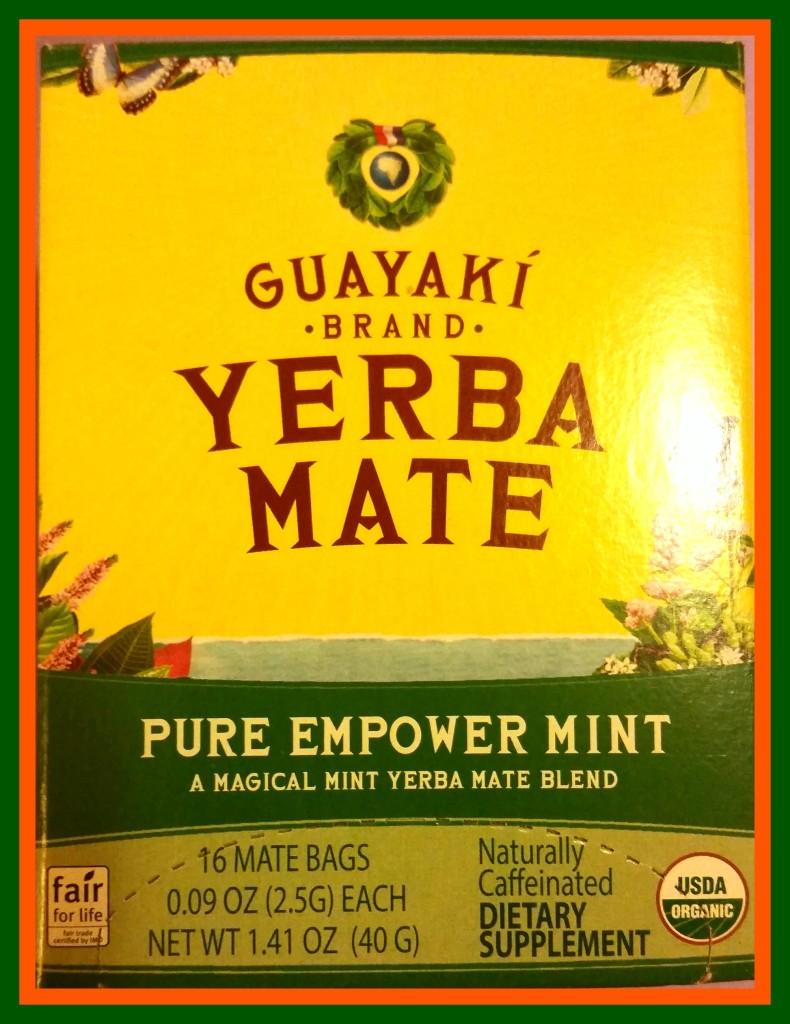 Image of Guayaki Yerba Mate Tea Box