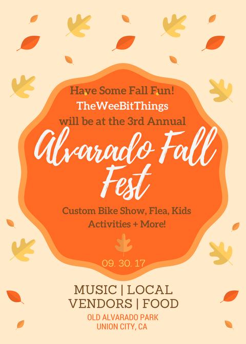 Union City, Ca Alvarado Fall Fest