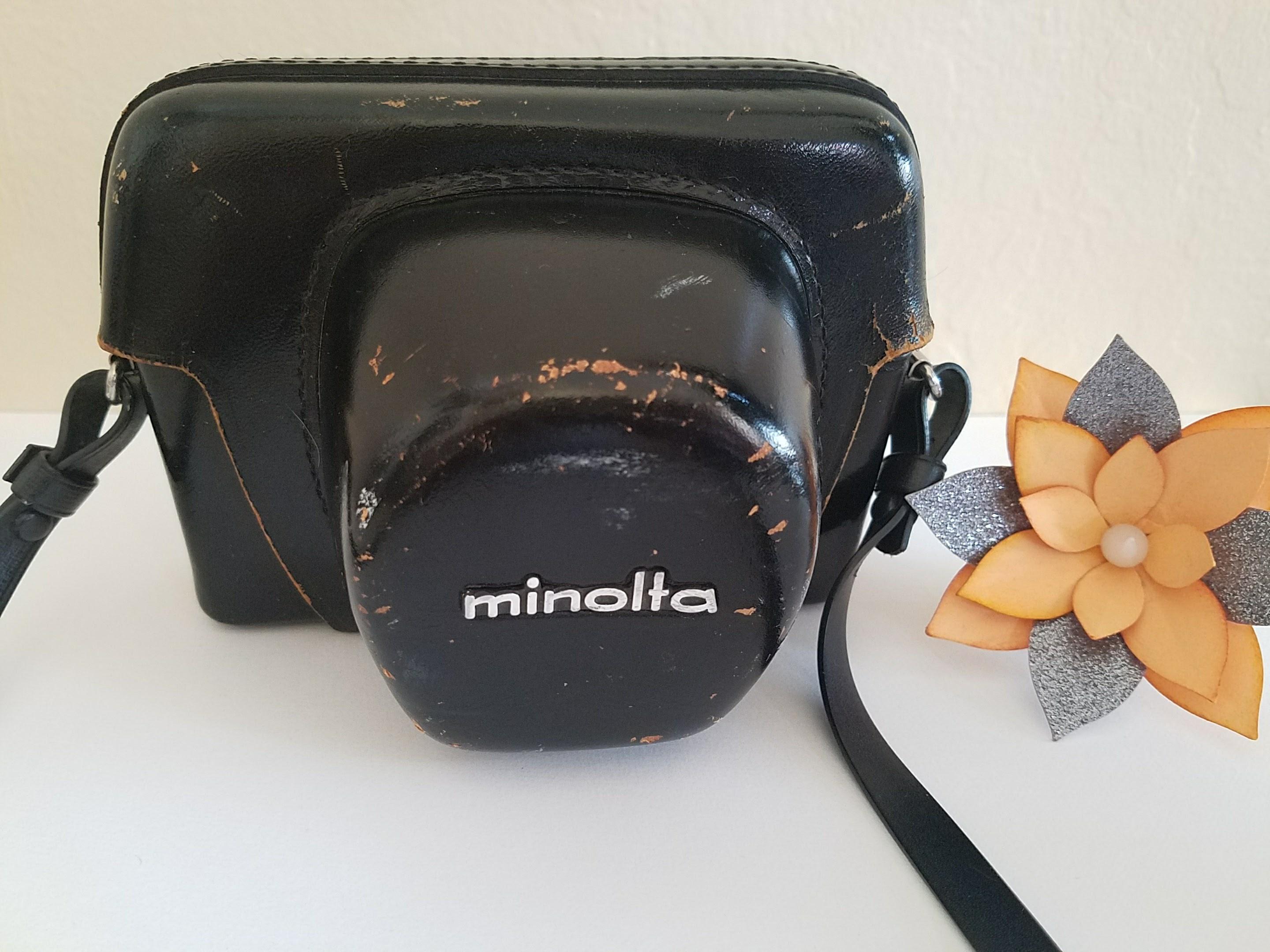 Minolta Hi-Matic 9 Camera Case
